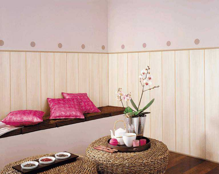 Wall Panels: Types, Sizes, Properties. PVC panel is probably the best choice for the apartment