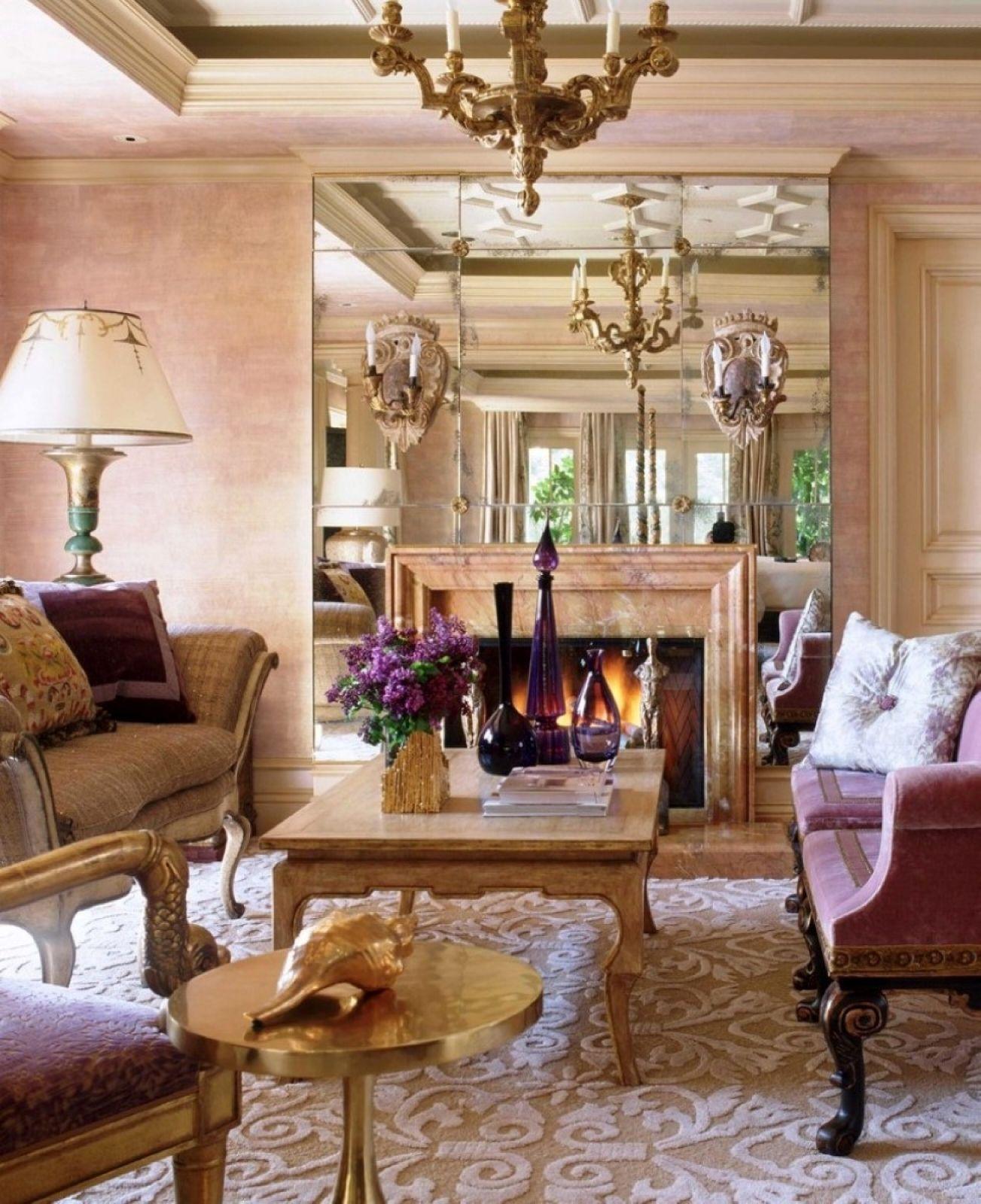 mirror tiles ideas for modern interior design - small design ideas