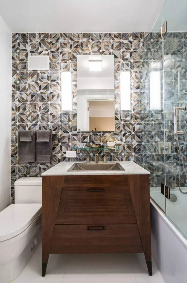 Small bathroom space saving vanity ideas small design ideas - Unique bathroom vanities for small spaces ...
