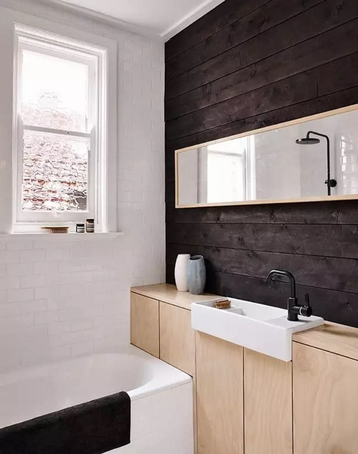 Small Bathroom Space Saving Vanity Ideas. A whole complex of drawers