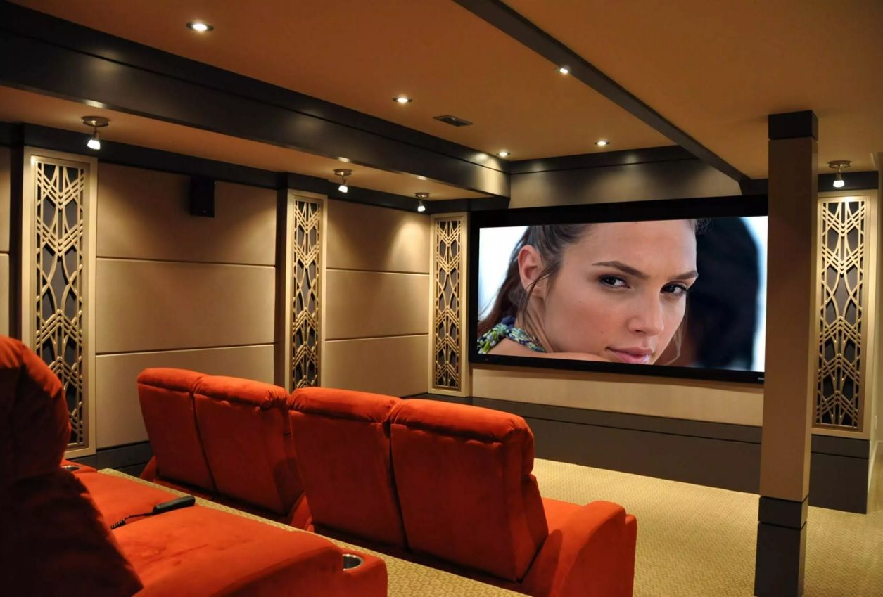 Wall Panels: Types, Sizes, Properties. Sheet panels for home cinema