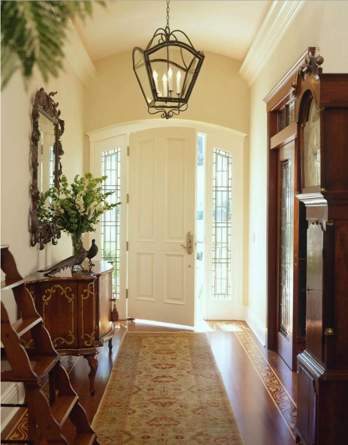 Original Modern Entryway Furniture Photo Collection. Contrasting vintage wooden complex