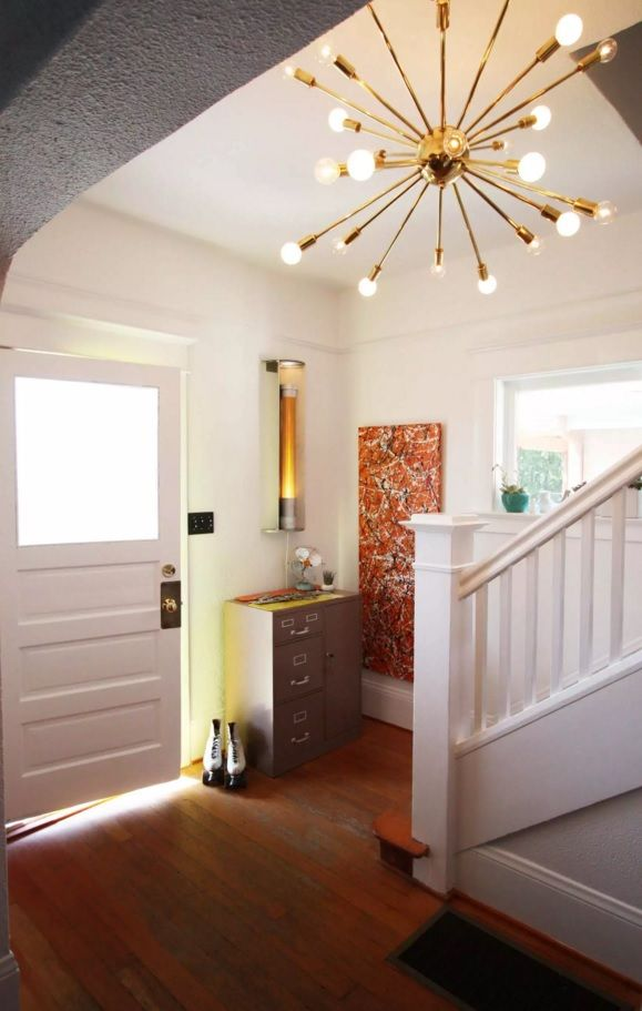 Original Modern Entryway Furniture Photo Collection. Small chest of drawers in the anteroom