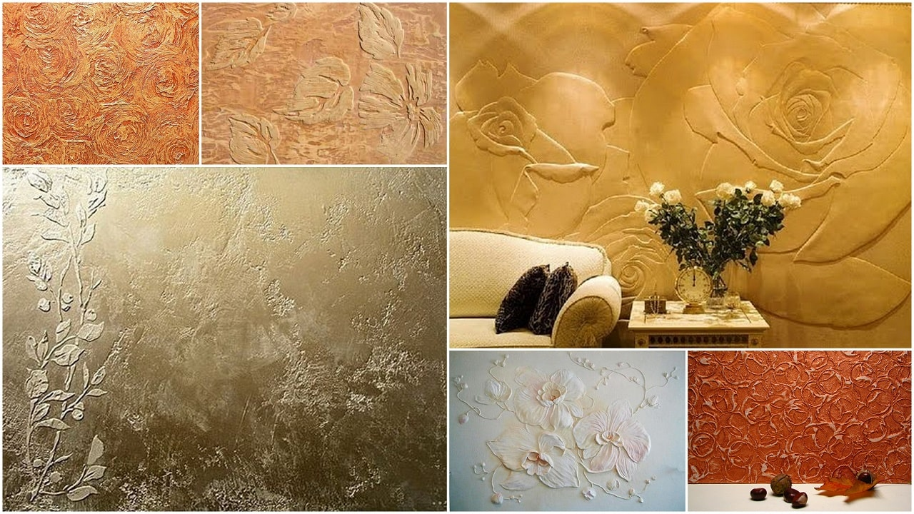 Decorative plastering as a choice to express yourself