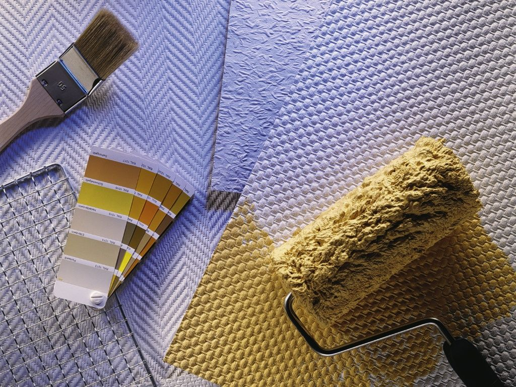 Available range of the Wallpaper for Painting.