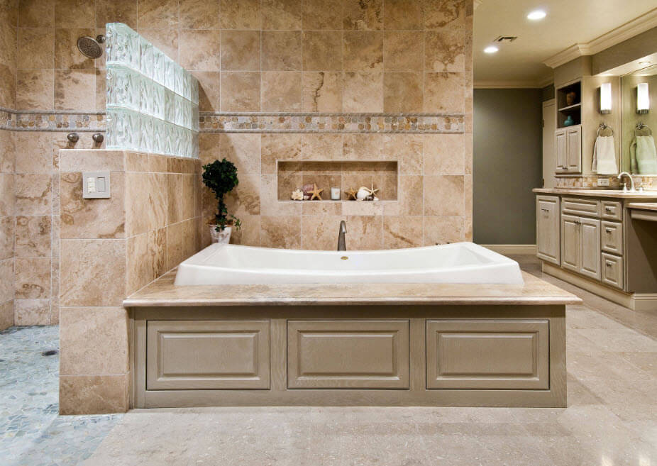 Jacuzzi Bathtubs Description, Photos, Design Ideas
