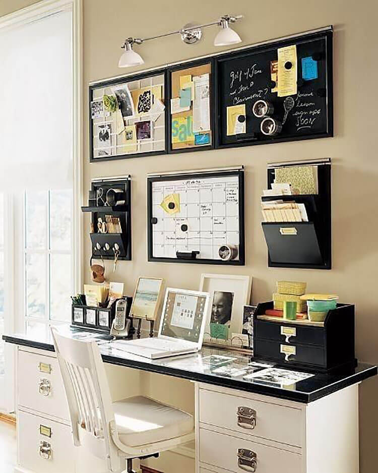 Nice idea for keeping all useful things and working sheets together