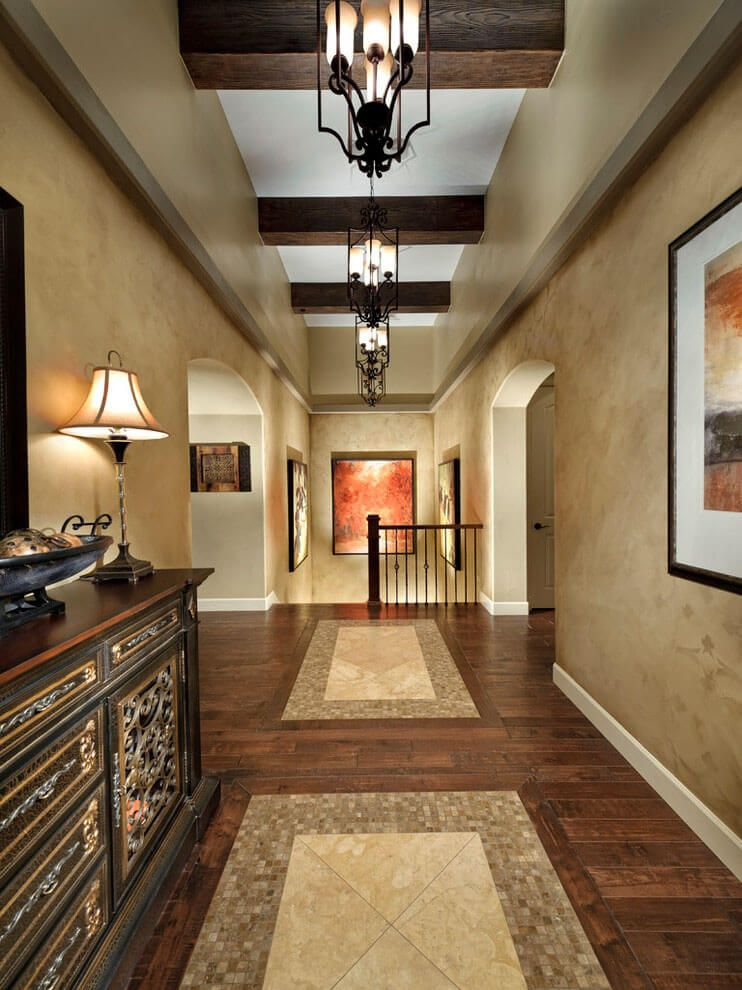 Choosing floor tiles for entry and hallway for Decor flooring