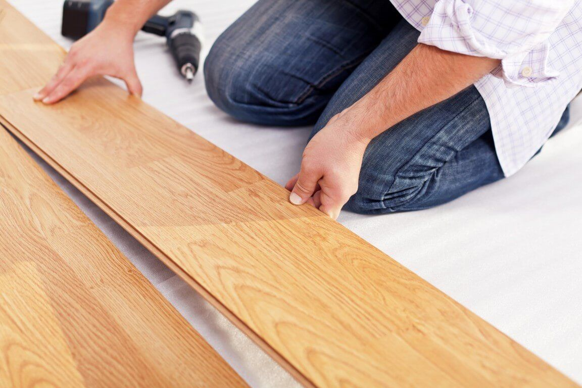 Laminate Floor Finishing Types, Description, Properties. Mounting the material