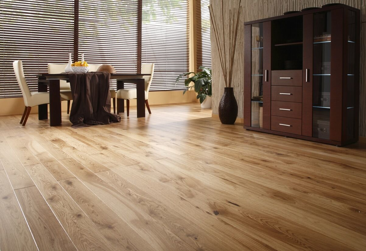 Parquet Flooring. Description, Review, Choosing Advice. Biards with the light wooden structure