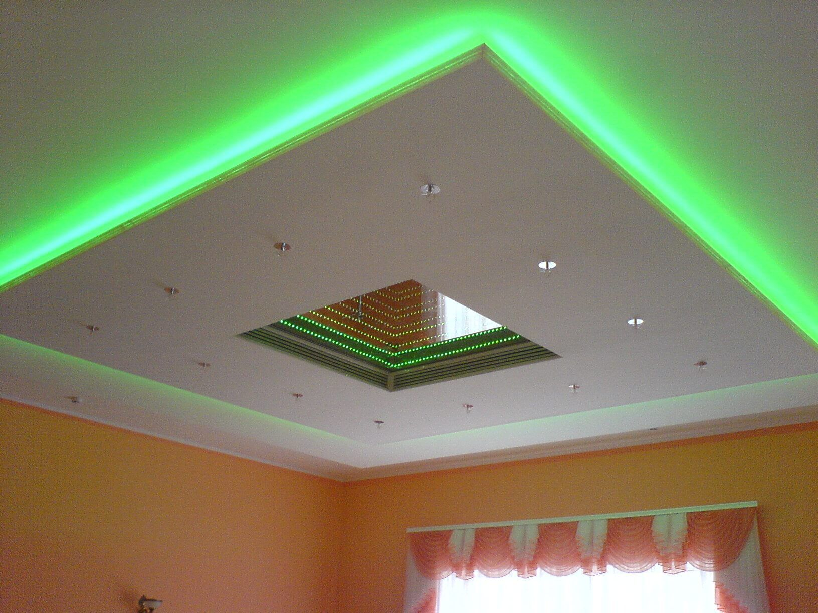 Plasterboard Ceiling Finishing Design