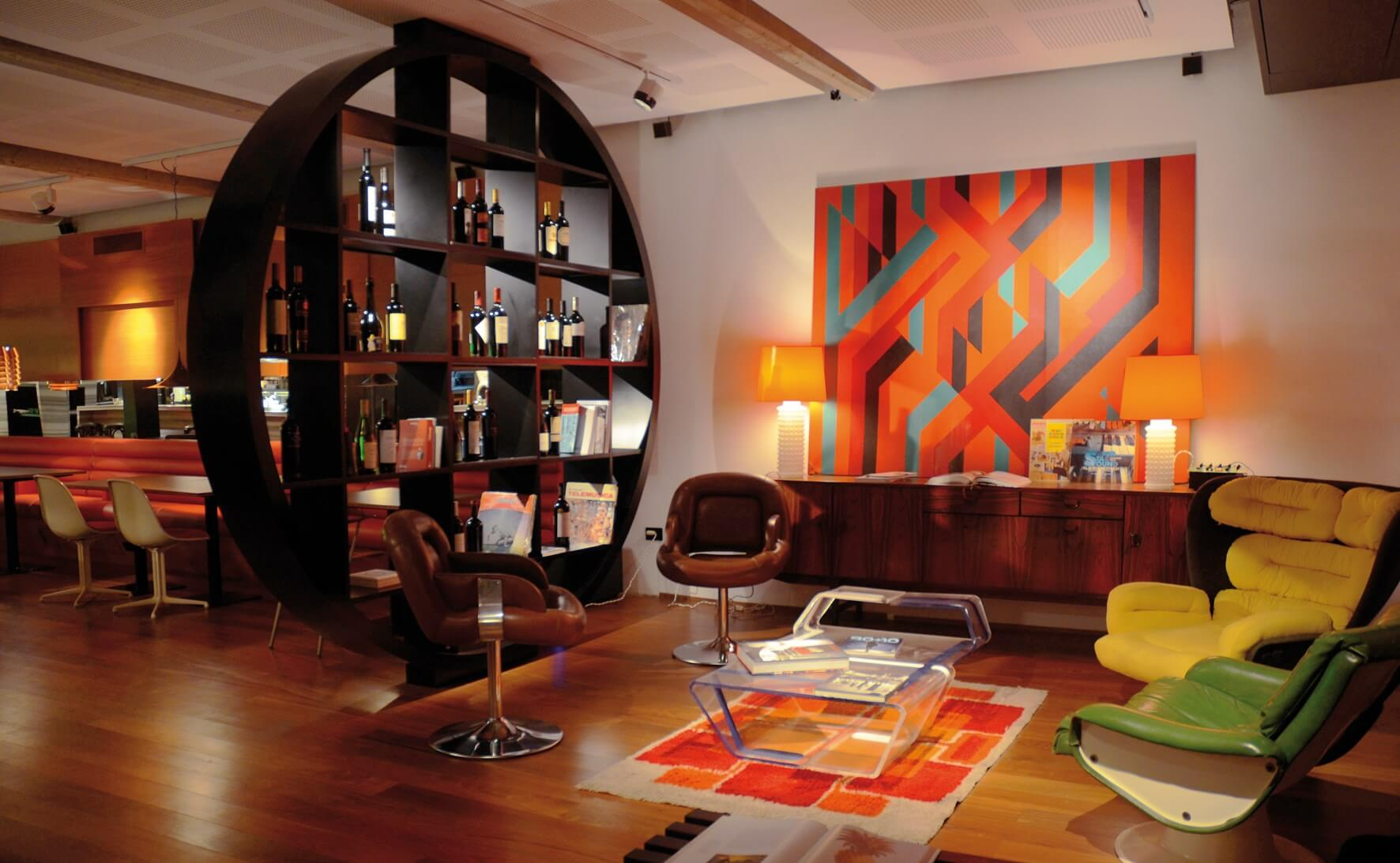6 Things to Make Your Living Room Instantly Retro. nice modern idea in the frame of the classic substance