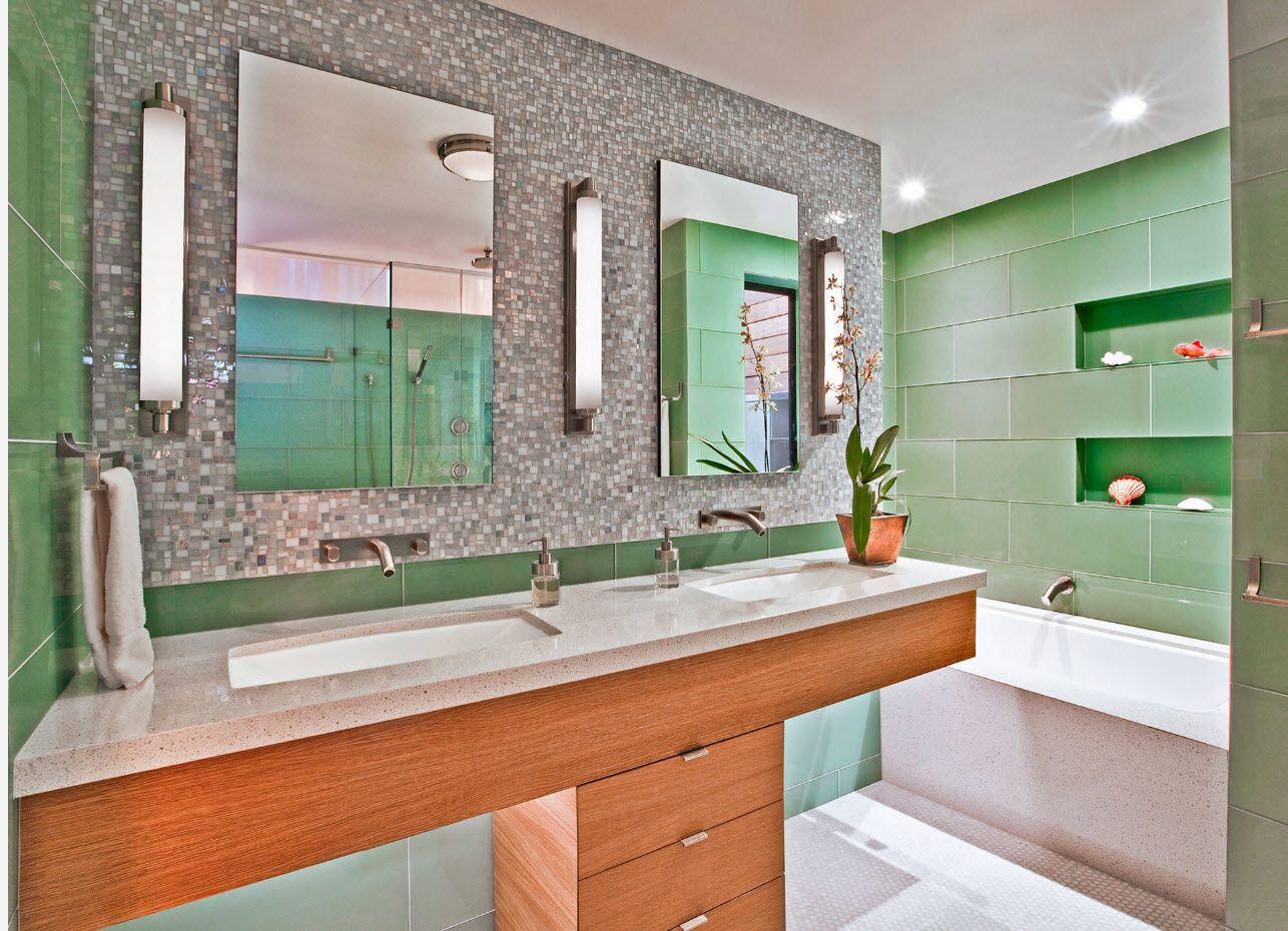 Gorgeous design idea in green