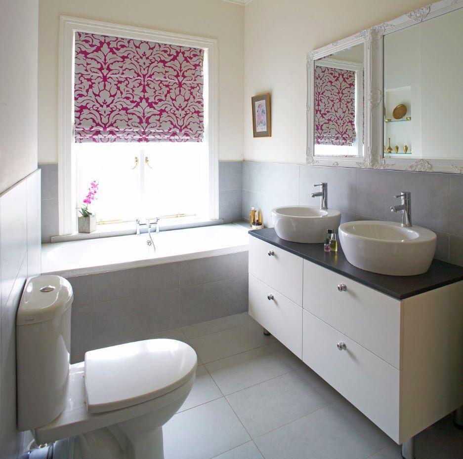 Small Bathroom Interior E