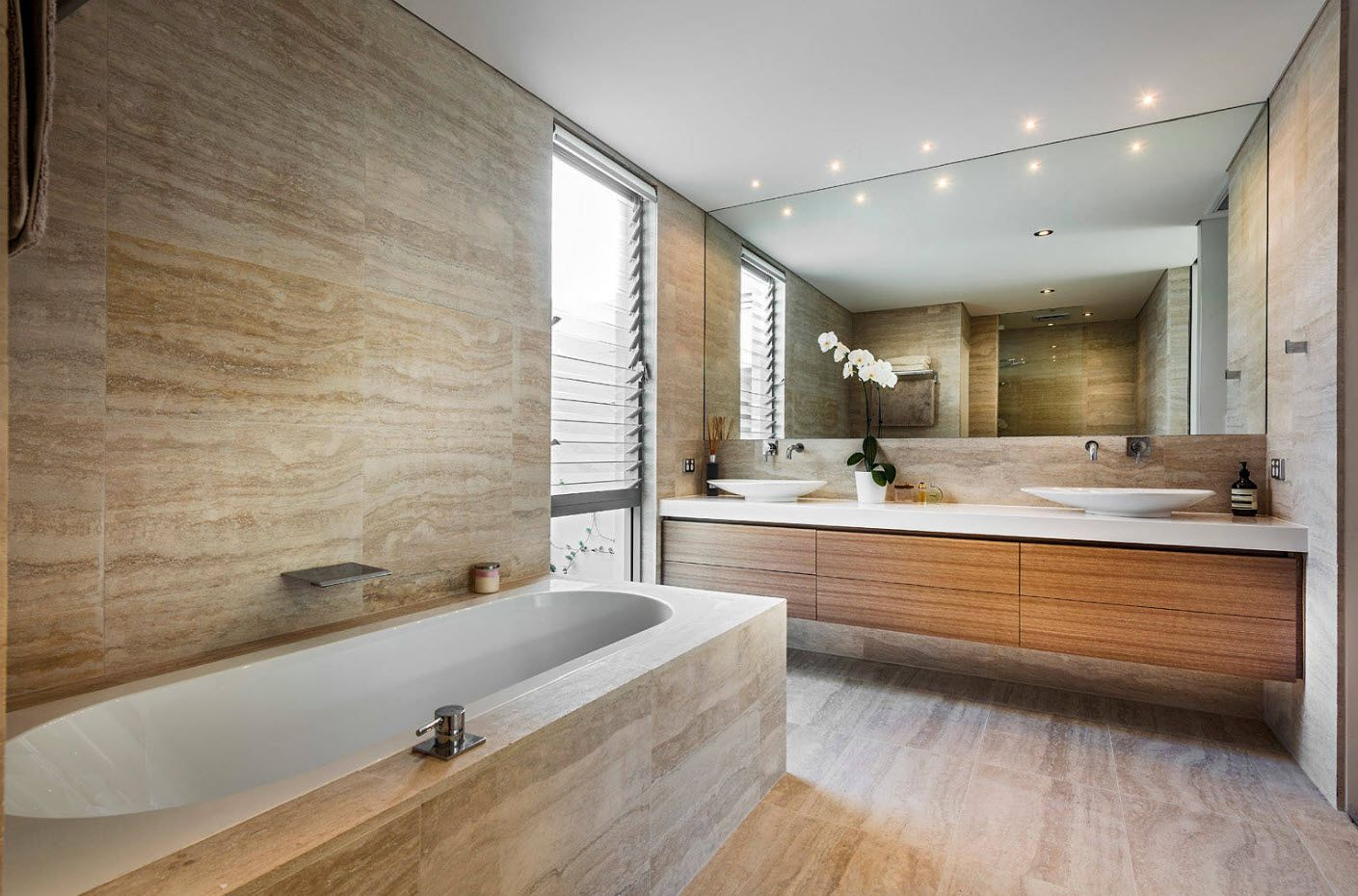 Bathroom Design Trends & Decoration Ideas 2017 totally wooden kingdom