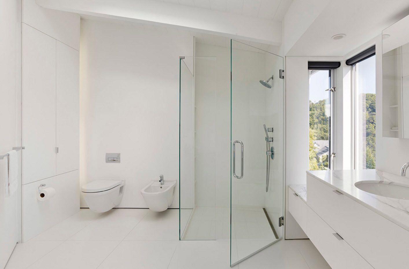 Bathroom Design Trends & Decoration Ideas 2017 - Small Design Ideas