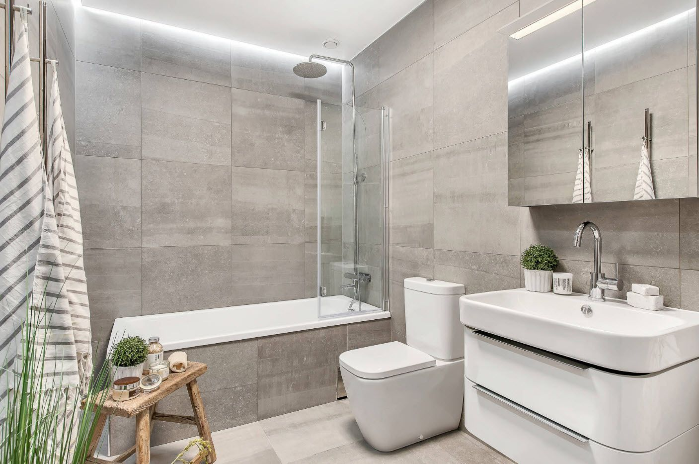 We've asked bathroom experts to reveal the top eight trends in bathroom  tiles, so you can create the space of your dreams.