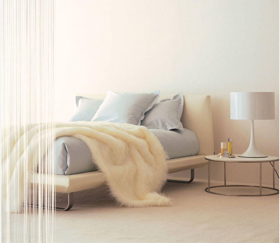 Modern Bedroom Interior Decoration & Design Ideas 2017. Luxury decoration and bed linen