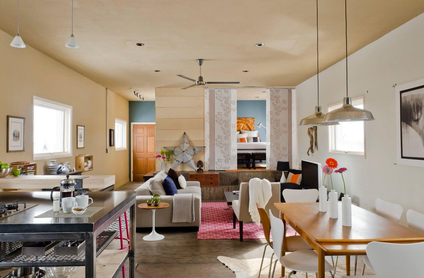 Modern interior set