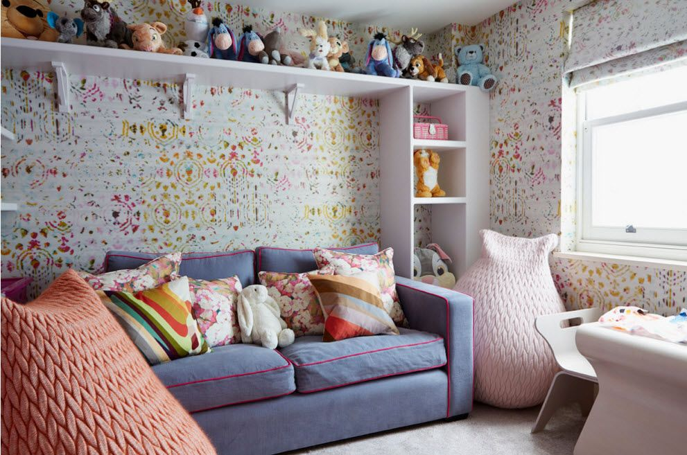 Nice room storage systems for toys