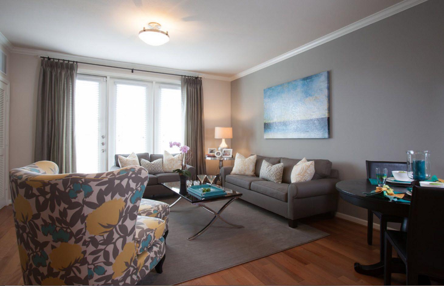 Apartment Interior Design Inspiration Ideas Trends 2017 Trivial Cozy Living Room In