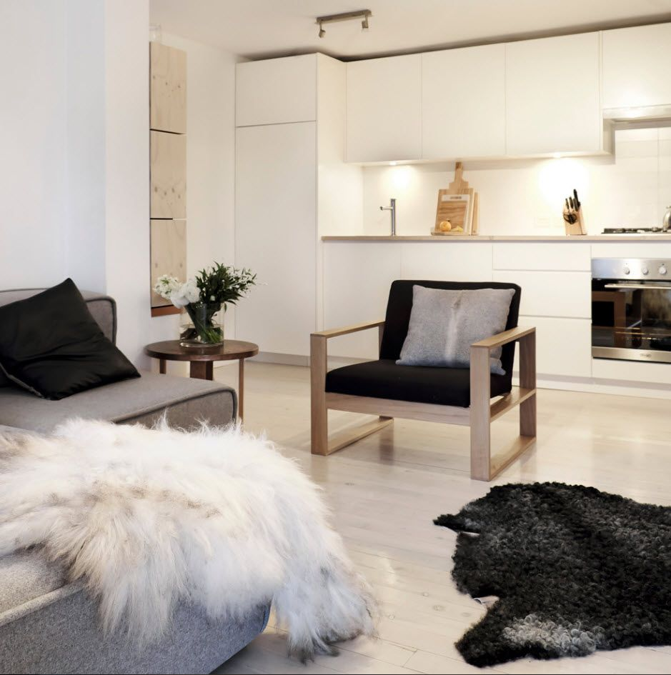 Apartment Interior Design Inspiration Ideas & Trends 2017. modern custom furniture and mirroring surfaces for nice interior