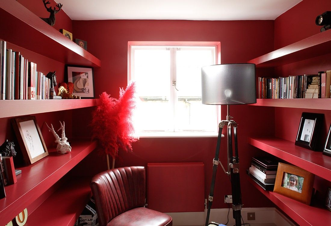 Red execution of the home office