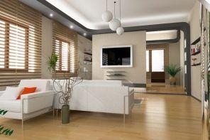 Easy and lightweight symmetric Modern design style