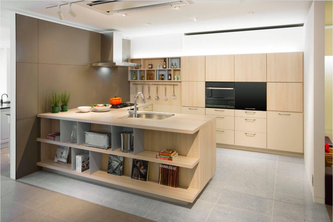 40 Square Feet Kitchen Modern Dedign Ideas & Layout Types. Gorgeous wooden kitchen set texture