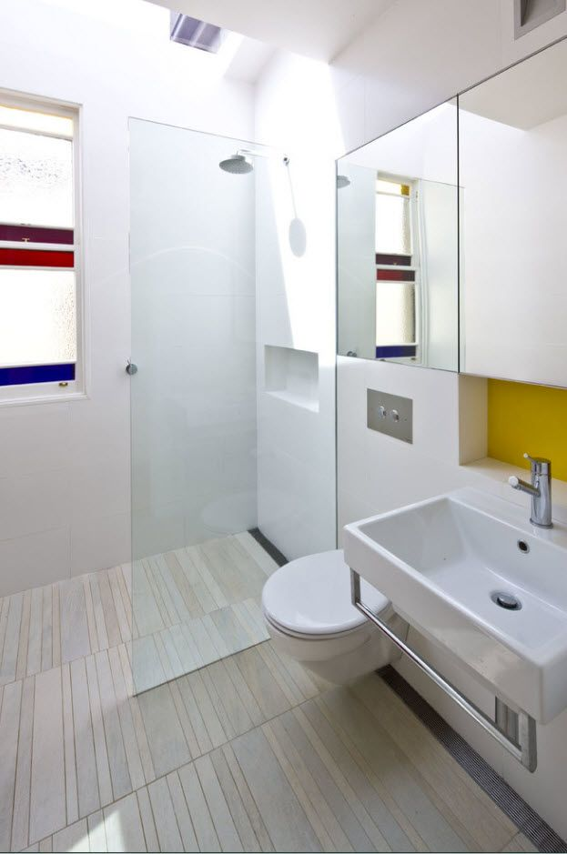 Nice bidet toilet and white tile wall decoration