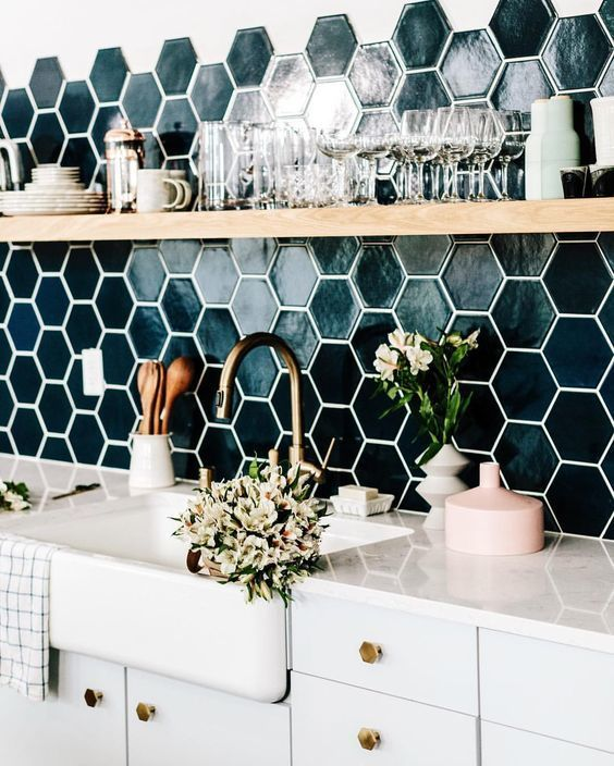Nice mosaic tiles for kitchen