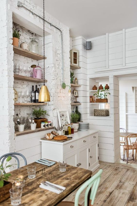 100+ Best Original Kitchen Design Ideas with Photos. Pronounced rusticality and plenty of storage