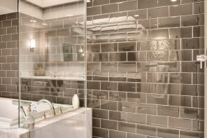 Bathroom Tiles Trends with Photogallery of Interiors 2017