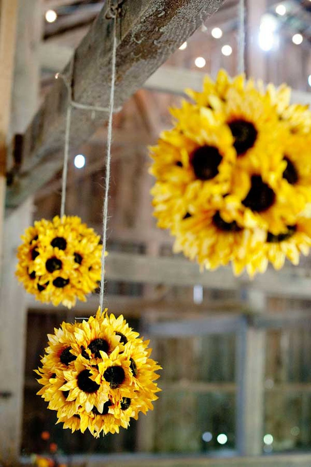 How to Decorate your Home with DIY Creative Elements. Sunflowers by your own hand