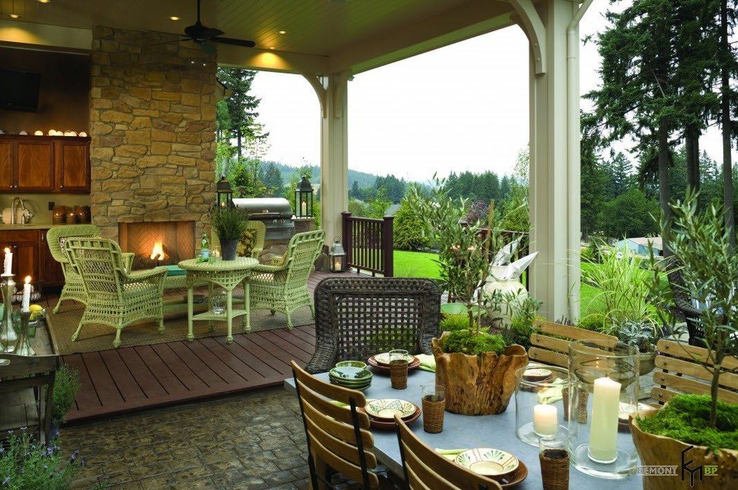Patio furniture outdoor. Reviewing Types with Photo. Greek style outdoor atmosphere