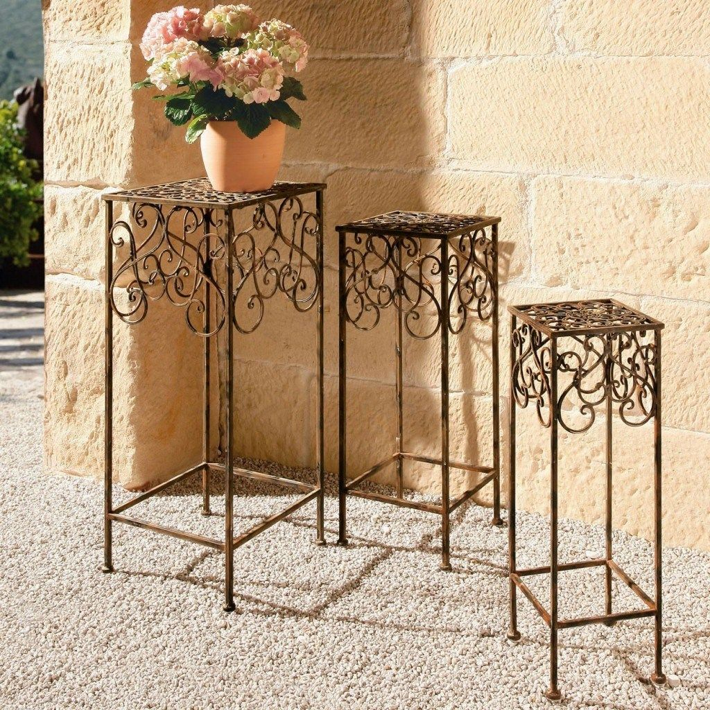Forged stands for the outdoor use
