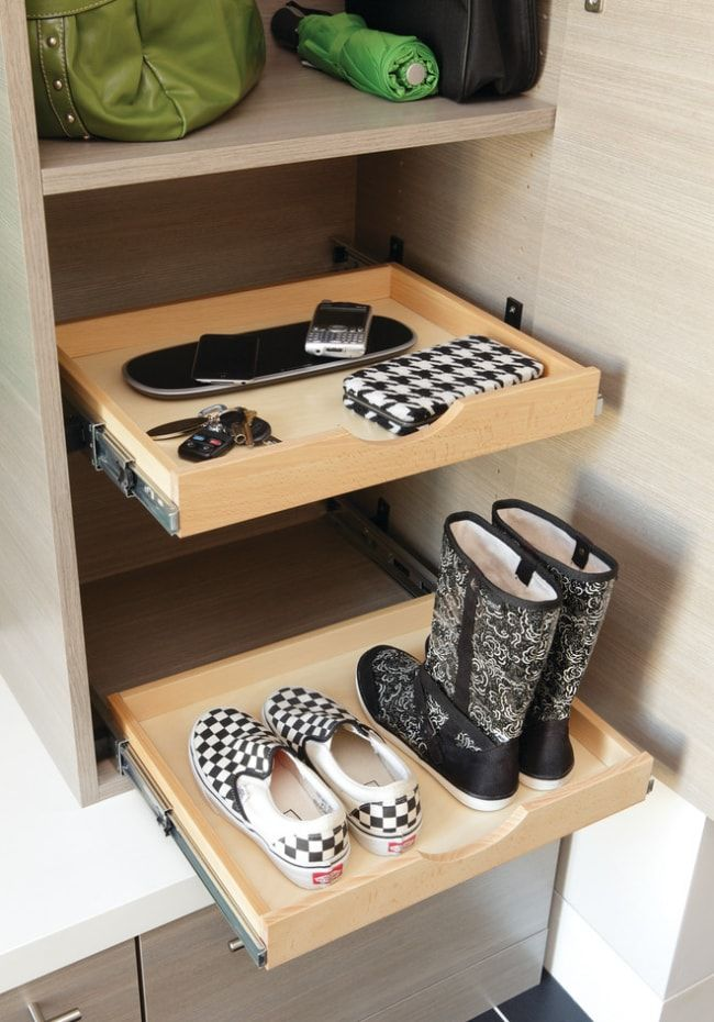 Modern Closet Types & Variants for Hallway Interior with Photos. Inner filling of the unit