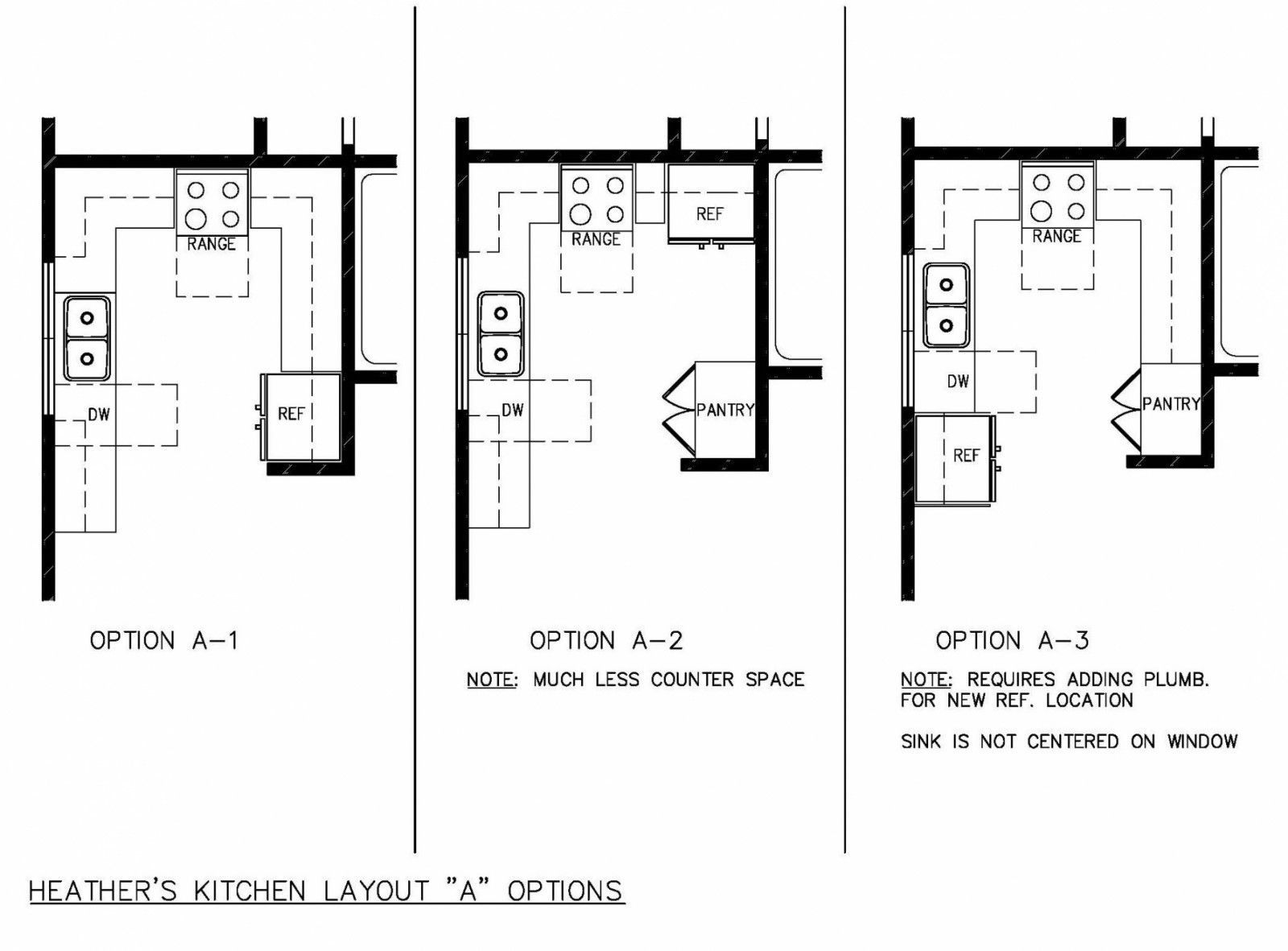 Detailed All Type Kitchen Floor Plans Review. Couple Of Ideas For U Shaped  Layout