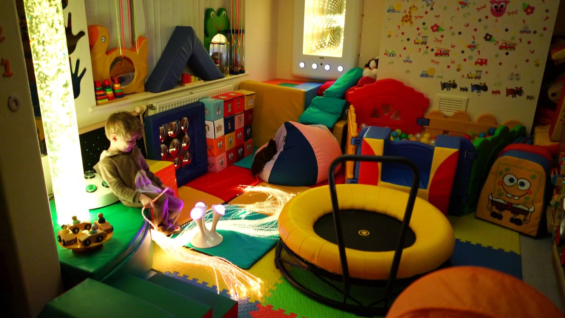 Sensory Interior Design Ideas for Children with Autism ...