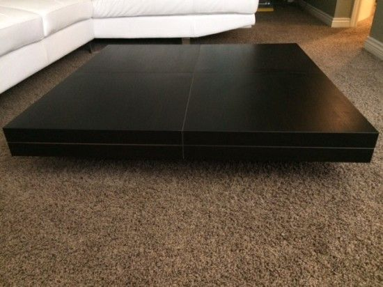 Super Low Coffee Table