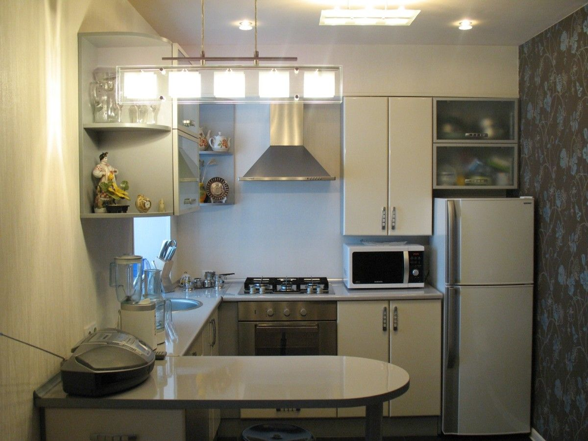 Gray design of the Contemporary styled kitchen