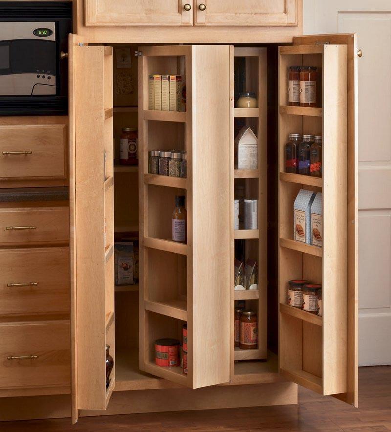Wooden Angular solution for storing liquids