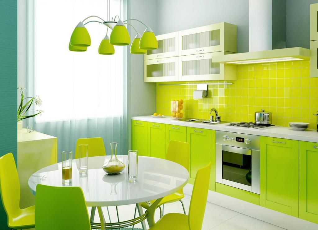 Juicy lime cooking area