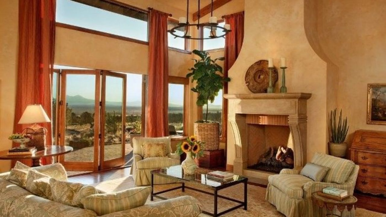 Tuscan Interior Design Style Overview And Description