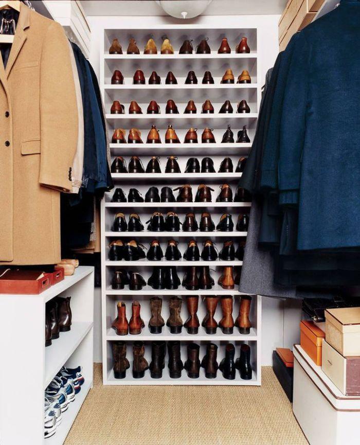 Shoes shelving