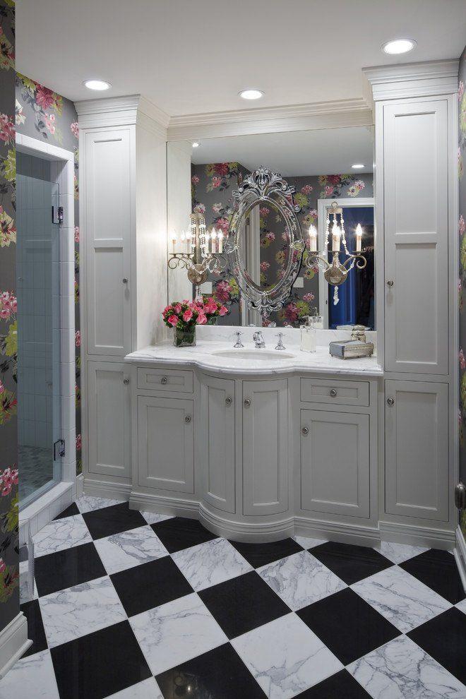 Splendidly organized boudoir in Classic style