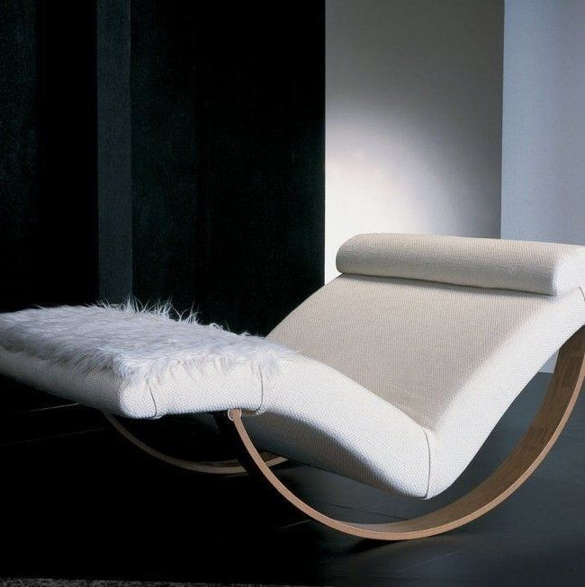 Unusual designed chair