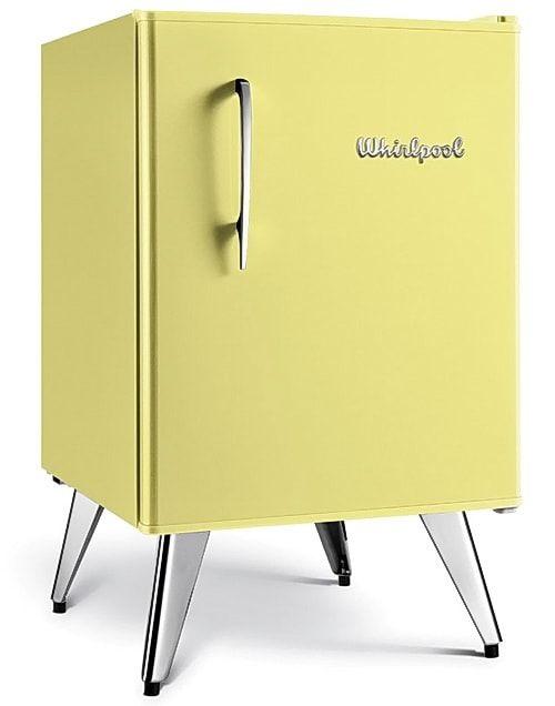 Whirpool box-looking refrigerator design