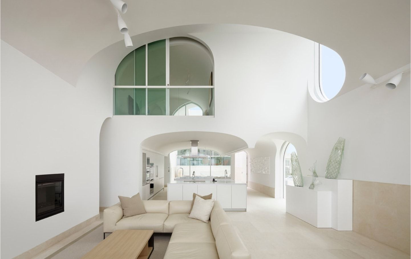 Modernism Living room by BASWA acoustic North America