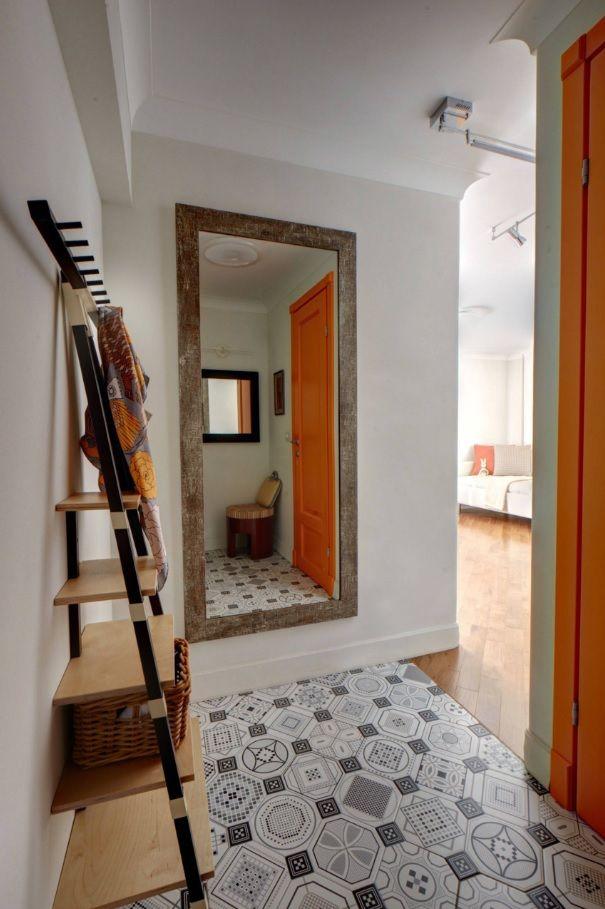 Contemporary Hallway by Valentin Saveskul